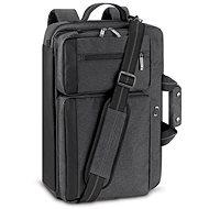 "SOLO NEW YORK Duane Hybrid 15,6"" - grau - Laptop-Tasche"