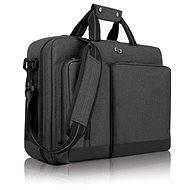 "Solo Duane Hybrid Aktentasche Grau 15.6"" - Laptop-Tasche"