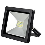 LED Reflektor SLIM Außenstrahler 20 W, 1400 lm, 3000 K - schwarz - Lampe