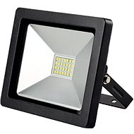 LED-Reflektor LED SLIM Lampe, 30W, 2100lm, 3000K, schwarz - Lampe