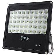 LED-Außenreflektor, 50W, 4250lm, AC 230V, schwarz - Lampe
