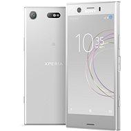 Sony Xperia XZ1 Compact Silber - Handy