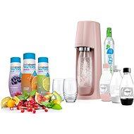 SodaStream SPIRIT Pink Ladys Pack - Soda-Maker