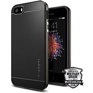 SPIGEN Neo Hybrid Gunmetal iPhone SE/5s/5 - Schutzhülle