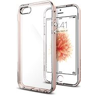SPIGEN Neo Hybrid Crystal Rose Gold iPhone SE/5s/5 - Schutzhülle