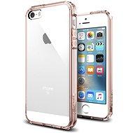 SPIGEN Ultra Hybrid Rose Crystal iPhone SE/5s/5 - Schutzhülle