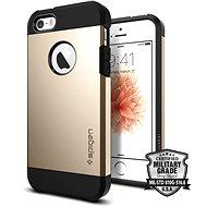 SPIGEN Tough Armor Champagne Gold iPhone SE/5s/5 - Schutzhülle