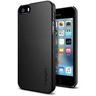 SPIGEN Thin Fit Black iPhone SE / 5s / 5 - Schutzhülle