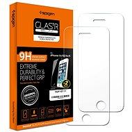 SPIGEN Screen Protector GLAS.tR SLIM iPhone 5/SE/5S/5C - Schutzglas