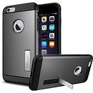 SPIGEN Slim Armor Gunmetal iPhone 6 Plus - Schutzhülle