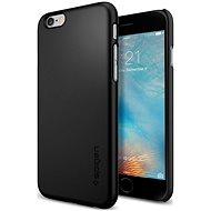 SPIGEN Thin Fit Black iPhone 6/6S - Schutzhülle