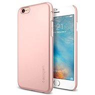 SPIGEN Thin Fit Rose Gold iPhone 6/6S - Schutzhülle