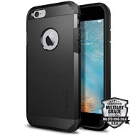 SPIGEN Tough Armor Black iPhone 6/6S - Schutzhülle