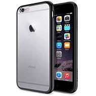 SPIGEN Schutzhülle Ultra Hybrid für iPhone 6/6S Black Schwarz - Schutzhülle