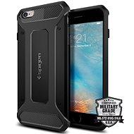 SPIGEN Capsule Ultra Rugged Black iPhone 6 Plus - Schutzhülle