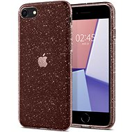 Spigen Liquid Crystal Glitter Rose Crystal iPhone 7/8/SE 2020 - Schutzhülle