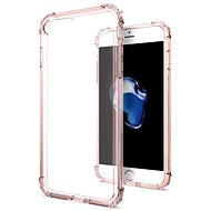 Spigen Crystal Shell Rose Crystal iPhone 7 Plus - Schutzhülle