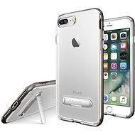 Spigen Crystal Hybrid Gunmetal iPhone 7 Plus - Schutzhülle