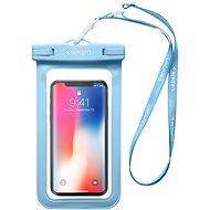 """Spigen Velo A600 8"""" Waterproof Phone Case, Blue - Handyhülle"""
