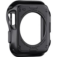 Spigen Slim Armor Gray Apple Watch 3/2/1 42mm - Schutzhülle