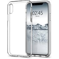 Spigen Liquid Crystal Clear iPhone X - Schutzhülle