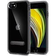 Spigen Ultra Hybrid S, Jet Black - iPhone SE/ 7/ 8 - Schutzhülle