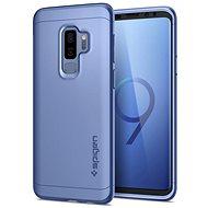 Spinne Thin Fit 360 Coral Blau Samsung Galaxy S9 + - Schutzhülle