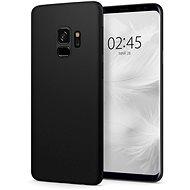 Spigen Air Skin schwarz Samsung Galaxy S9 - Schutzhülle