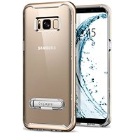 Spigen Crystal Hybrid Gold Maple Samsung Galaxy S8+ - Schutzhülle