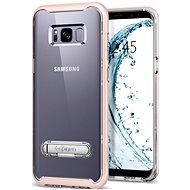 Spigen Crystal Hybrid Pink Samsung Galaxy S8 - Schutzhülle