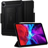 "Spigen Rugged Armor Black iPad Pro 11"" 2021/2020/2018 - Tablet-Hülle"