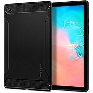"Spigen Rugged Armor Black Samsung Galaxy Tab A7 10,4"" - Tablet-Hülle"