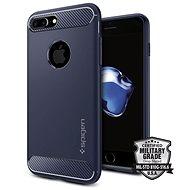 Spigen Rugged Armor Midnight Blue iPhone 7 Plus /8 Plus - Schutzhülle