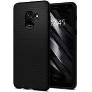 Spigen Liquid Air Matte Black für das Samsung Galaxy A8 (2018)