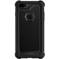 Spigen Rugged Armor Extra Black iPhone 7 Plus/8 Plus - Schutzhülle