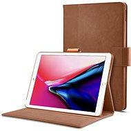 """Spigen Stand Folio Case Braun iPad Pro 12.9 """"17 - Silikon-Schutzhülle"""