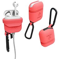 Catalyst Waterproof Case Coral AirPods - Hülle