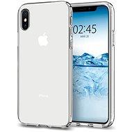 Spigen Liquid Crystal Clear iPhone XS/X - Silikon-Schutzhülle