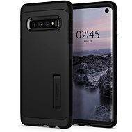 Spigen Tough Armor Black Samsung Galaxy S10 - Handyhülle