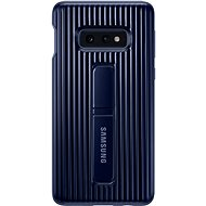 Samsung Galaxy S10e Protective Standing Cover blau - Handyhülle