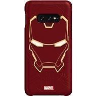Samsung Iron Man Cover für Galaxy S10e - Silikonetui