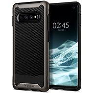 Spigen Hybrid NX Gunmetal Samsung Galaxy S10 - Silikonetui