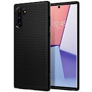 Spigen Liquid Air Black Samsung Galaxy Note 10 - Silikonetui