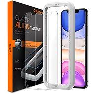 Spigen Align Glas.tR 2er Pack iPhone 11 / XR
