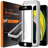 Spigen AlignMaster FC Schwarz iPhone SE 2020/8/7