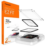Spigen Pro Flex EZ Fit 2 Pack Apple Watch 6/SE/5/4 44mm - Schutzglas
