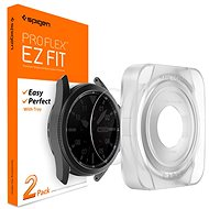 Spigen Pro Flex EZ Fit 2 Pack Samsung Galaxy Watch 3 - 45 mm - Schutzglas