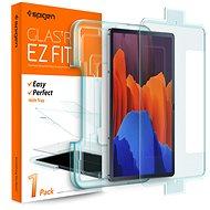 Spigen Glas tR EZ Fit Samsung Galaxy Tab S7+ - Schutzglas