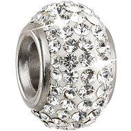 Krystal přívěsek dekorovaný krystaly Swarovski 34083.1 (925/1000; 0,8 g) - Anhänger