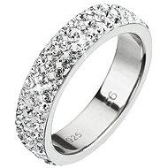 Prsten dekorovaný krystaly Swarovski Krystal - Ring